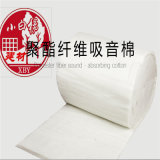 Polyester Fiber Wool for Home and Achool Acoustic Felt Acoustic Blanket