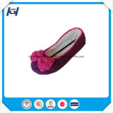 New Style Flat Warm Soft Ballet Slippers Wholesale for Women