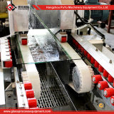 10/11 Spindles Glass Edging Polishing Machine with High Polishing