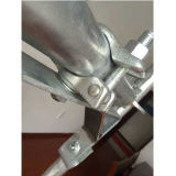 Scaffolidng Fixed Accessories Clamp -Drop Forged Half Coupler