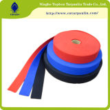 Padded Nylon Webbing, Colorful Custom Striped Poly Strap Webbing 38mm