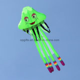 Outdoor Children′s Cartoon Jellyfish Software Kite