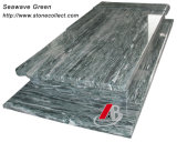 Granite Tombstone (Seawave Green)
