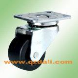 2.5 Inch Heavy Duty Black Swilvel Plate Caster (9-6540-515-P)
