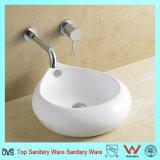 Unique Comma Bathroom Artistic Counter Top Wash Basin
