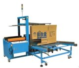 Auto Carton Sealing and Packing Machine for Milk Production Line