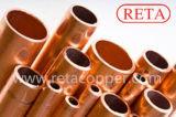 Straight Copper Tube Standard En1057