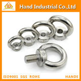 DIN582 High Quality Stainless Steel Eye Screw with Nut