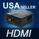 1080P HDMI Home Theater DVD Projector with DVB-T (SV-800)