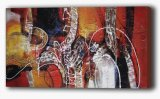 Oil Painting of Abstract New Design (DAFEN229)