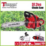 long-lasting using 38cc chain saw
