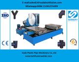 710mm/1200mm HDPE Plastic Pipe Workshop Fitting Welding Machine