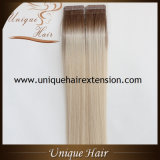 Wholesale Ombre Remy Tape in Hair Extensions