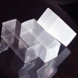 Custom Durable Clear PVC Packing Box