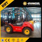 Cpcd30 3 Ton Rough Terrain Forklift Truck Forklift for Sale Forklift Truck