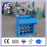 Wholesale High Quality Hydraulic PLC Hose Crimping Machine with Quick Change Tools