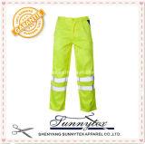 Hi Vis Reflective Stripes Long Uniform Pants