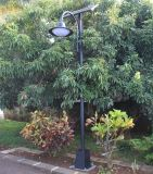Outdoor LED Courtyard Solar Street Lamps for Yard Garden Path Landscape