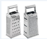 Stainless Steel 4-Way Vegetable Grater for Kitchen (10094VG)