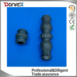 Sand Casting Sand Cast Iron Fencing Ornament OEM Service