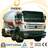 Used Beiben North Benz Concrete Mixer Truck (6X4) with Mercedes Benz Technology