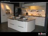 2015 Welbom Modern White Baked Paint Kitchen Cabinet