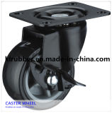 Nylon and PU Caster Wheel for Heavy Duty
