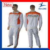 Healong Discount Dye Sublimation Digital Printed Bomber Jacket
