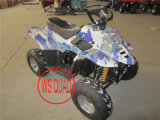 Electric ATV Quad with Speed Metal, Electric Moped Scooter Et-Eatv003 Military Color