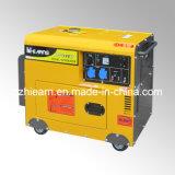 7kw Diesel Engine Power Generator Set Price (DG7500SE)