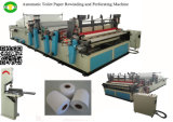 Automatic Small Toilet Paper Roll Making Machine