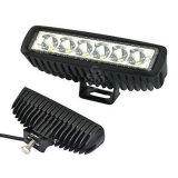 Spot 18W LED Work Light Bar for Car Truck ATV UTV Fog Driving Lamp