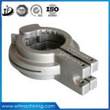 Iron Elbow Bracket Complex Castings for Construction Machinery Exhaust System