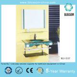 Glass Sink Bathroom Vanity (BLS-2137)