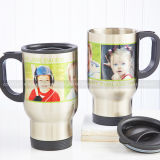 Double Walls Stainless Steel Customized Design Travel Mug