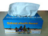 Atractive Customed Boxed Facial Tissue, Ultra-Soft Facial Tissue