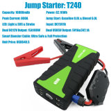 16800 mAh Ultrasafe Lithium Jump Starter with Dual USB Ports