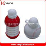 Plastic Sport Water Bottle, Plastic Sport Bottle, 450ml Plastic Drink Bottle (KL-6417)