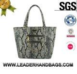 New Design Snake Skin Designer Leather Handbags (ANC-002)