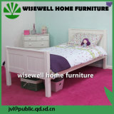 Pine Wood Child′s Bed Furniture in Single Size (W-B-5034)
