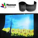 Christmas P7mm Flexible and Easy Installation LED Video Curtain