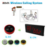 433MHz CE Guest Paging System for Restaurant Equipments
