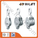 Malleable Iron Snatch Pulley Block (HMI)