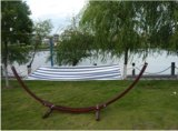 Luxury Wooden Frame Cotton Hammock
