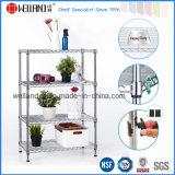 4 Tier Steel Freestanding Home Storage Shelivng Unit (CJ-B1118)