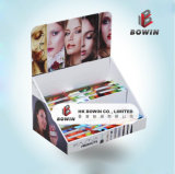 Hot Selling Custom Cardboard Counter Display Pop Counter Display Cosmetic Point of Sale Display