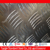 Five Bars Aluminium Checkered Sheet (1100 1050 1060)