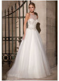 Crystal Ball Gown Bridal Wedding Dress 2711