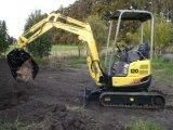 Dlks02 Hydraulic Grab Bucket for Mini Excavtor