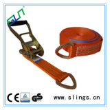 2017 Ratchet Strap with Double J Hook